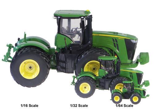 Model Scale Comparison