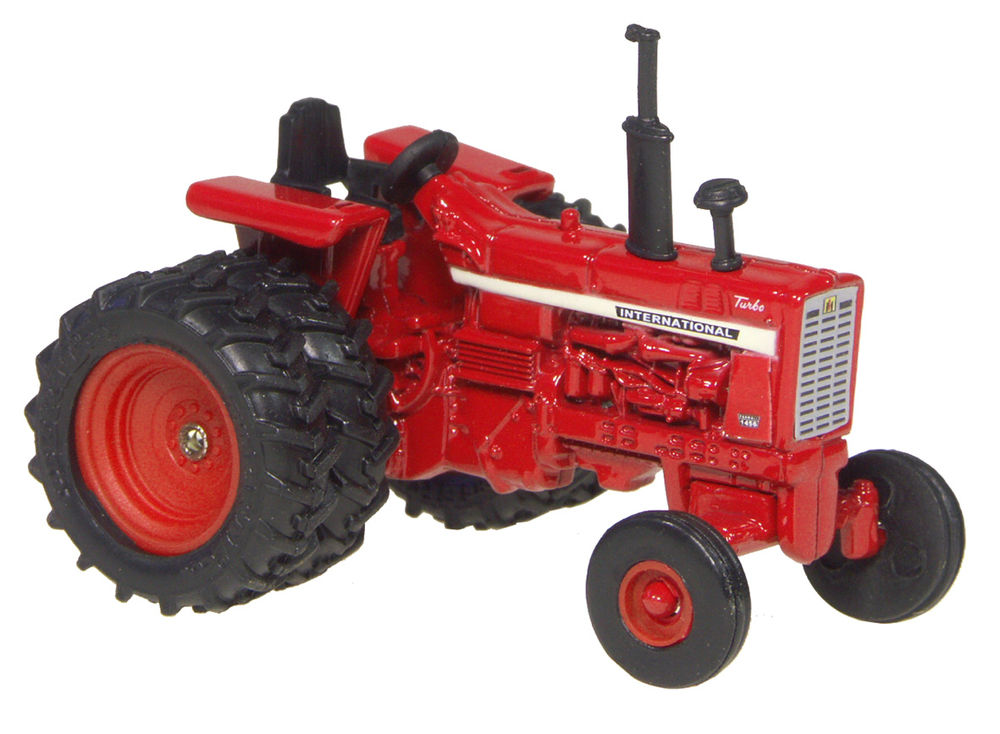 Ih 1456 Tractor : Ih tractor with rear duals collector models