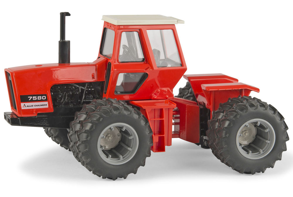 7580 4WD TRACTOR with DUALS scale model by Collector Models