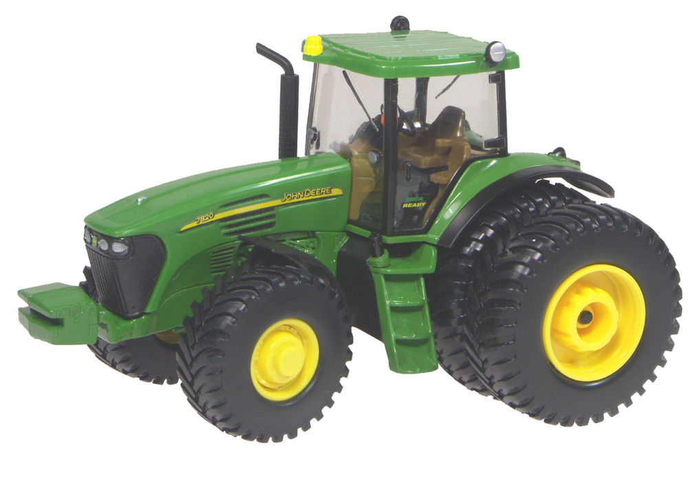 Front Duals For Tractors : John deere tractor with duals collector models