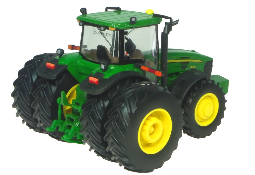 Front Duals For Tractors : John deere mfwd tractor with duals collector models