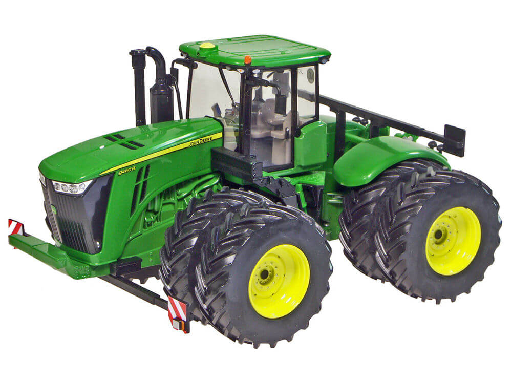 Front Duals For Tractors : John deere r wd tractor on duals collector models