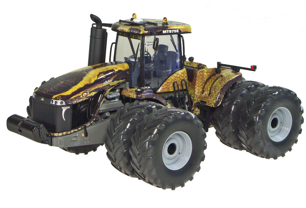 AGCO CHALLENGER MT975E ANACONDA 4WD on Duals  Ltd Ed scale model by Collector Models