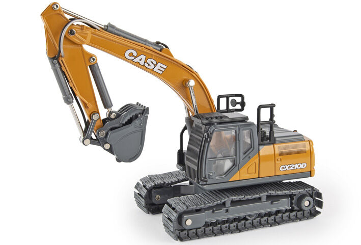 CASE CX210D EXCAVATOR   Prestige Edition scale model by Collector Models