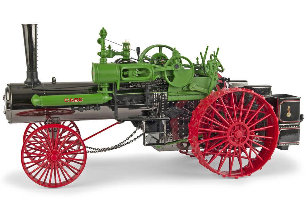 CASE STEAM TRACTION ENGINE (Diecast model) Prestige ...