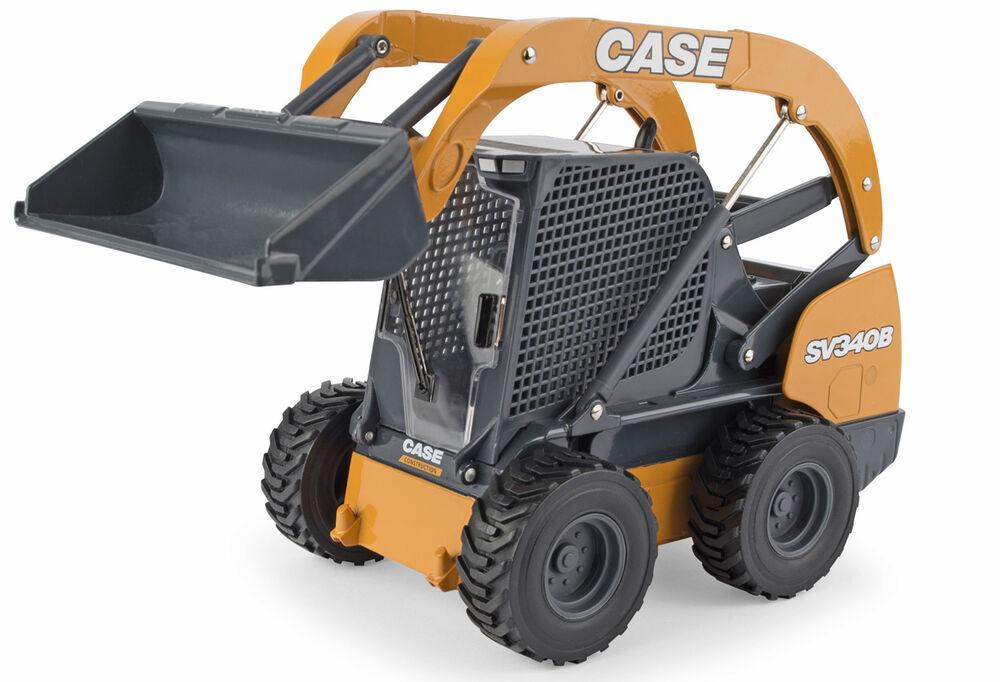 CASE SV340B SKID STEER LOADER scale model by Collector Models