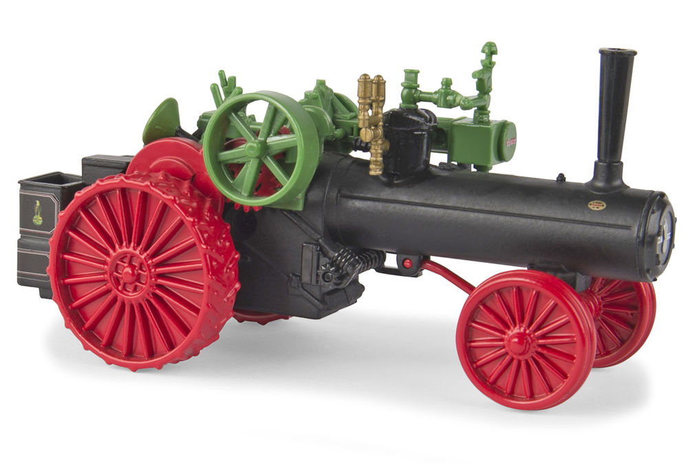 CASE TRACTION ENGINE scale model by Collector Models
