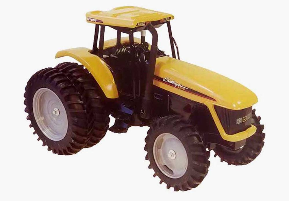 CHALLENGER MT665 TRACTOR with Duals scale model by Collector Models