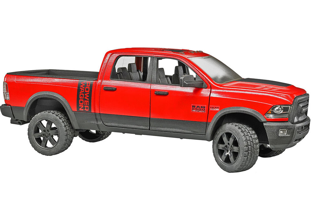 DODGE RAM 2500 Power Wagon scale model by Collector Models