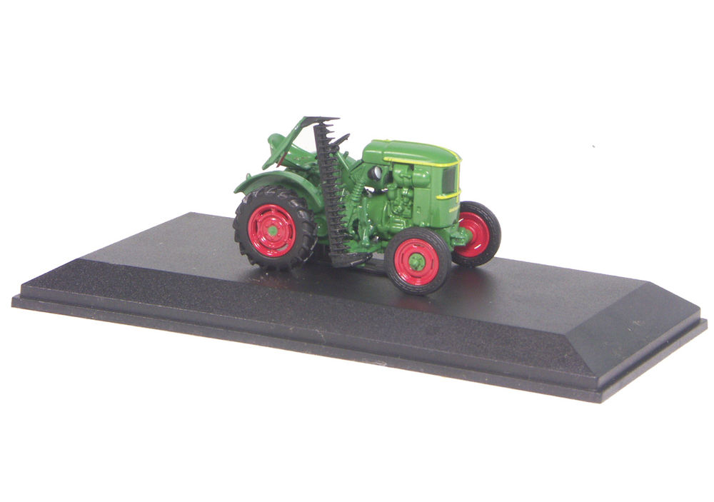 F1L TRACTOR with MID MOUNT MOWER   very detailed scale model by Collector Models