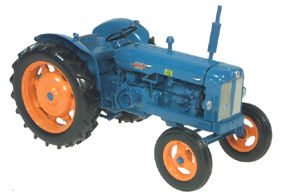FORDSON POWER MAJOR TRACTOR   precision model scale model by Collector Models