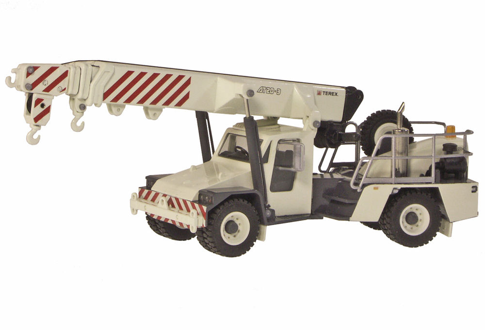 FRANNA AT203 MOBILE CRANE scale model by Collector Models