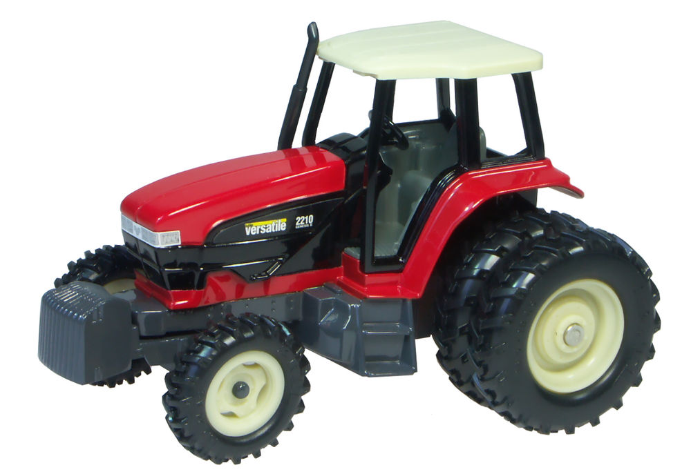 Front Duals For Tractors : Buhler genesis tractor with duals collector models