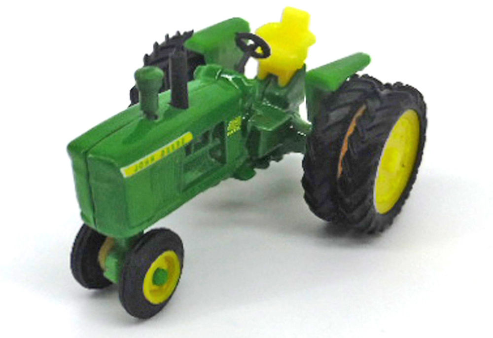 John Deere Dual Wheels : John deere nf tractor with dual rear wheels