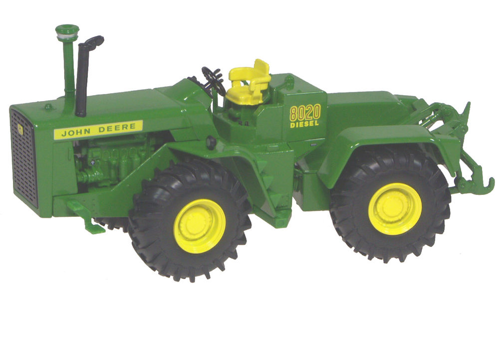 John Deere 8020 4wd Vintage Tractor Prestige Series Collector Models