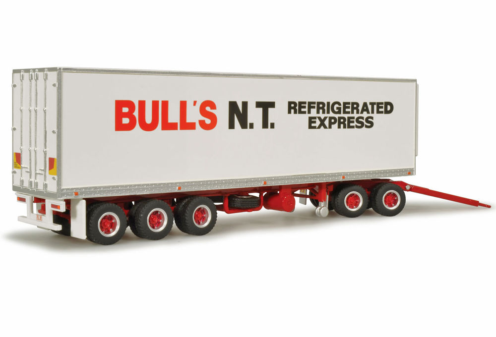 KENWORTH ADDITIONAL REFER TRAILER + DOLLY to suit BULLS NT EXPRESS scale model by Collector Models
