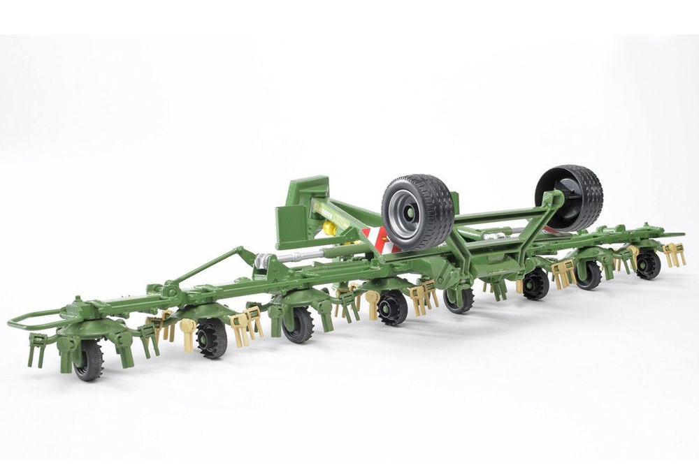 KRONE TRAILING ROTARY TEDDER RAKE scale model by Collector Models