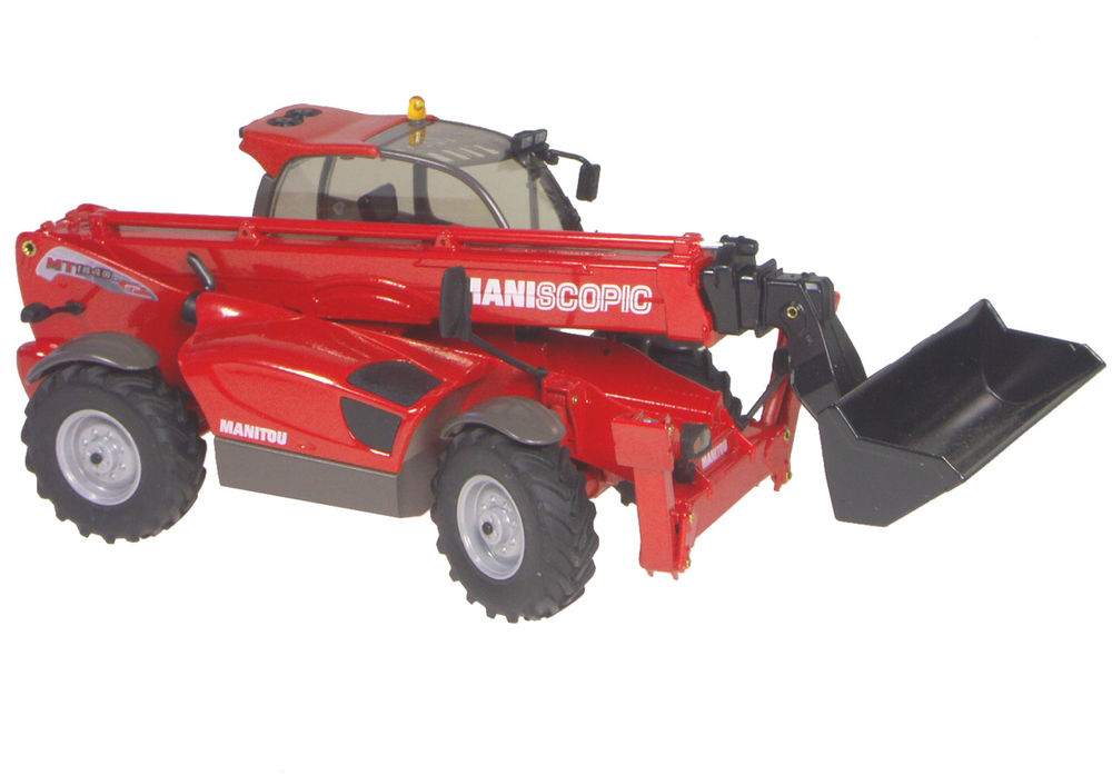 MANISCOPIC MT 1840 PRIVILEGE TELESCOPIC HANDLER scale model by Collector Models