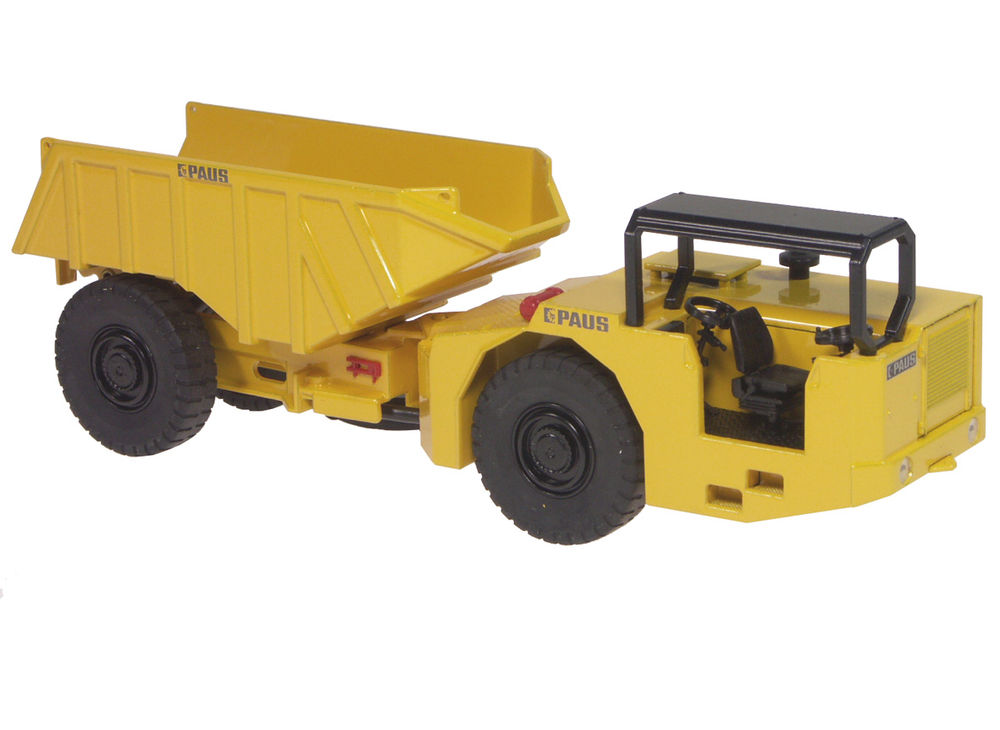 PMKT10000 ARTICULATED DUMP TRUCK scale model by Collector Models