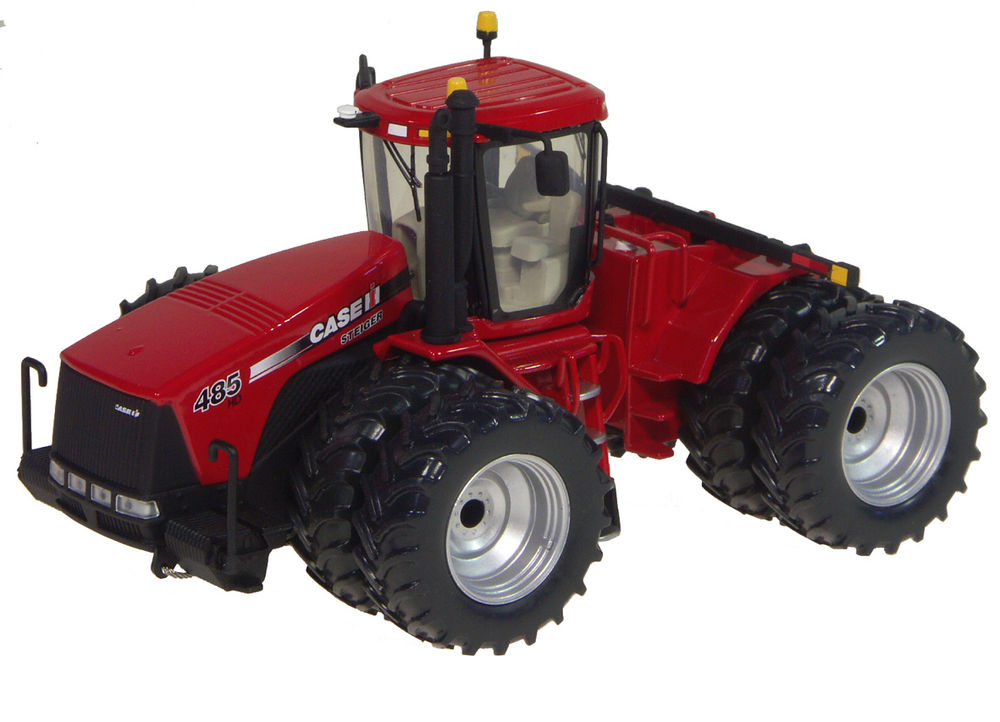 STEIGER 485 HD 4WD tractor with duals  Very detailed model scale model by Collector Models