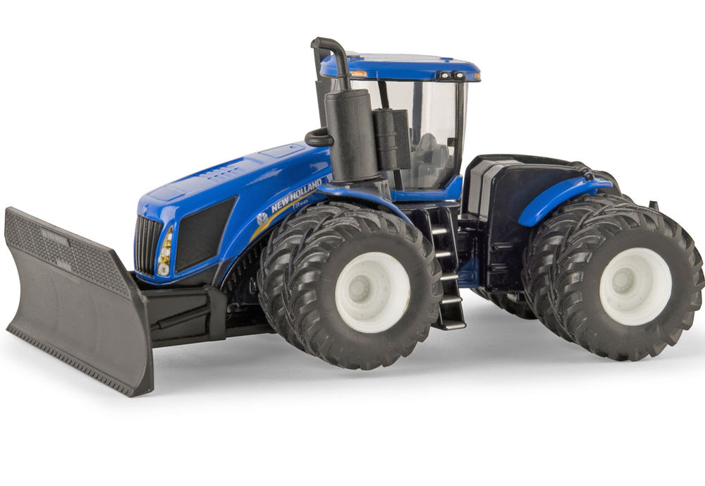 Front Duals For Tractors : New holland t wd tractor with duals and front blade