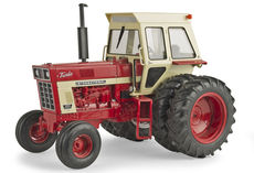 IH 1066 TRACTOR with CAB and DUALS  Prestige Series