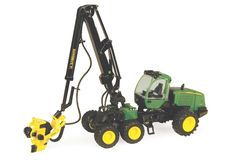 JOHN DEERE 1270E TREE HARVESTER  High Detail model
