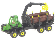 JOHN DEERE 1510E LOG FORWARDER
