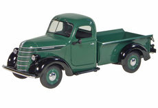 INTERNATIONAL 1938 D-2 PICK-UP UTE  GREEN/BLACK