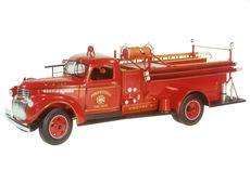 CHEVROLET 1941 FIRE TRUCK