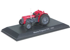 MASSEY FERGUSON 35X TRACTOR    very detailed