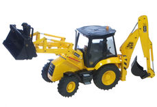JCB 3CX CONTRACTOR BACKHOE/LOADER (Faded box)