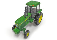 JOHN DEERE 4440 TRACTOR with CAB