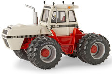 CASE 4890 4WD TRACTOR with DUALS   Special Edition