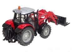 5455 TRACTOR with LOADER