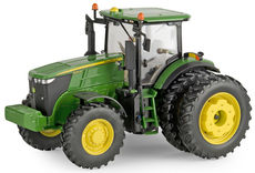 JOHN DEERE 7270R TRACTOR with REAR DUALS    Prestige Series