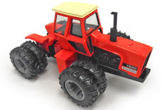 7580 4WD TRACTOR with DUALS