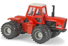 ALLIS CHALMERS 7580 4WD TRACTOR with DUALS
