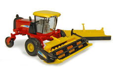 NEW HOLLAND 8080 SELF PROPELLED WINDROWER
