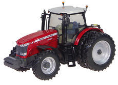 MASSEY FERGUSON 8680 DYNA VT TRACTOR with Rear Duals   precision model