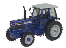 FORD 8830 FWA TRACTOR  (1989),  very detailed