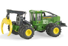 JOHN DEERE 948L GRAPPLE SKIDDER on duals   Prestige Series