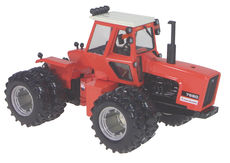 ALLIS CHALMERS 7580 4WD TRACTOR with DUALS  Limited availability