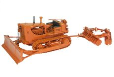 ALLIS CHALMERS HD21 DOZER (metal tracks) with OFFSET DISC