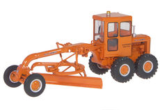 ALLIS CHALMERS MODEL 45 ROAD GRADER   (very detailed)