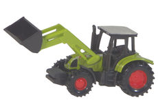 CLAAS ARES 697ATX TRACTOR with FRONT LOADER