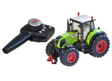 CLAAS AXION 850 TRACTOR with remote control by Siku Control