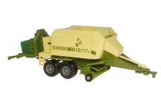 KRONE BIG PACK 80-80 SQUARE BALER