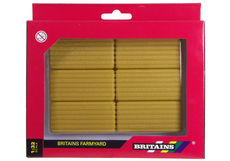 BRITAINS BIG SQUARE BALES  Pack of 6