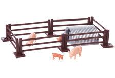 BRITAINS PIG PEN FARM ANIMAL SET